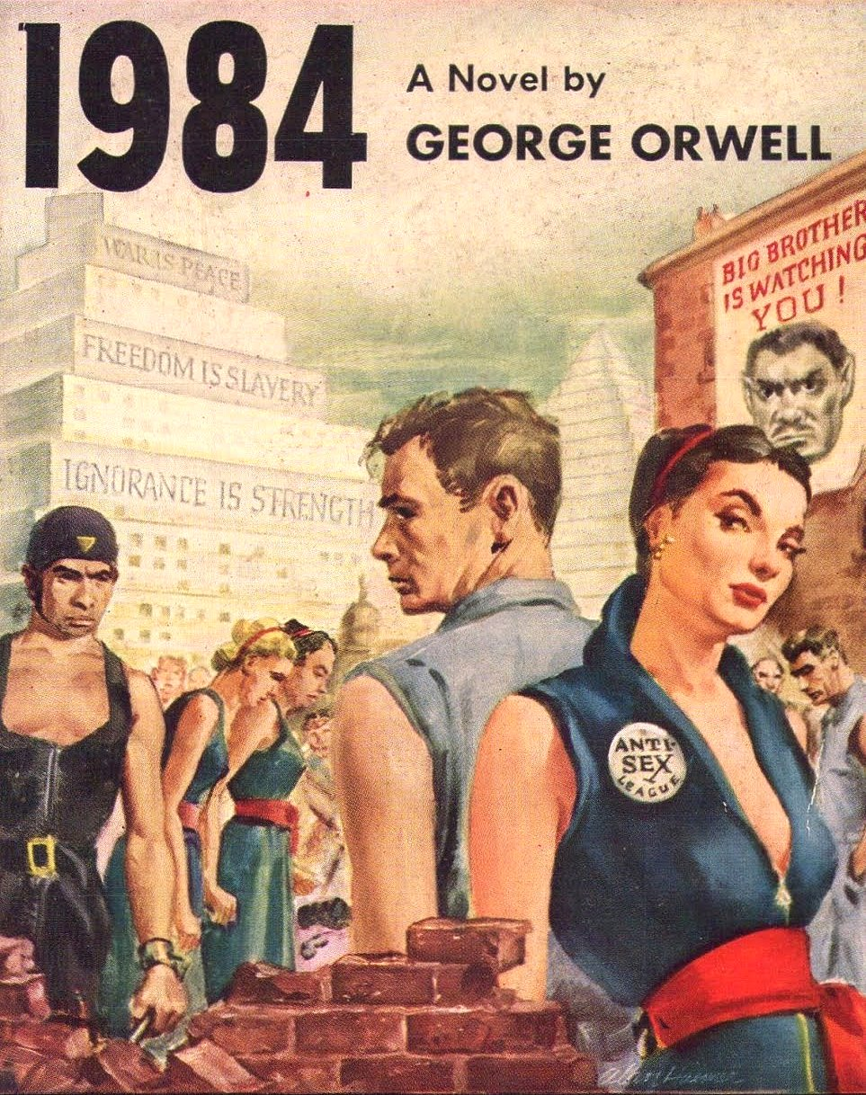 george orwell essays on propaganda Propaganda & orwell essays: over 180,000 propaganda & orwell essays, propaganda & orwell term papers, propaganda & orwell research paper, book reports 184 990 essays.
